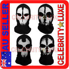 New COD Task Force 141 Ghost Skull Ski Mask Biker Balaclava Motorcycle Paintball