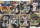 2016 TOPPS UPDATE  GOLD PARRALELL #TO 2016 U-PICK COMPLETE YOUR SET(1-152)