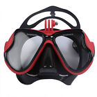 Silicone Scuba Diving Mask Anti Fog Goggles Snorkel Glasses Swimming Equipment