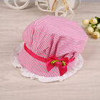 Babies Infant Cute Lace Ruffles Bowtie Comfortable Warm Heawear Casual Hat