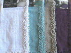 ALL COTTON SOFT ABSORBENT SHOWER/BATH MAT IN FOUR COLOURS