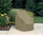 Waterproof Outdoor Patio Furniture Standard Chairs Cover Protection