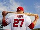 Mike Trout Los Angeles Angels of Anaheim Huge Giant Wall Print POSTER on Ebay