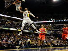 Paul George Dunk Indiana Pacers Basketball Sport Giant Wall Print POSTER on eBay
