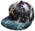 New Era 59Fifty Star Wars Rogue One All Over Heroes vs Villains Fitted Hat Cap