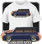 Custom Art T-Shirt for 2004 2005 2006 Toyota Scion bB Xb RS fans $33.19 USD on eBay
