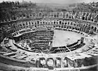 Colosseum, Rome, Italy, Black and White Photo Print