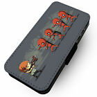 The Walking Dead-Pool-Printed Faux Leather Flip Phone Cover Case- Undead Hero