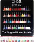 CND Shellac UV Gel Nail Polish - Pick 1 or more Colors A-Z Brand New RETAIL Box
