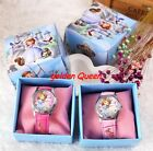12pcs Sophia Children Wristwatch Watches With Boxes Christmas gift