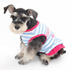 Pet Clothes Small Puppy Dog Cat Vest Dress Summer Cute Skirt Costumes Apparel