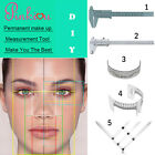 Eyebrows Tattoo Measurement for Permanent Make up Micrometer Measuring Tool