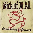 Outtakes for the Outcast by Sick of It All (Alt Rock) (CD, Oct-2004, Fat...promo