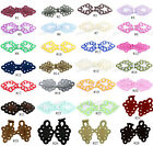7Color Extra Large Sewing Chinese Closure Fastener Knot Cheongsam Frog Buttons