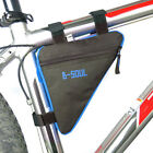 Cycling Tripod Bicycle Frame Front Tube Waterproof Triangle Bag Pouch Pannier