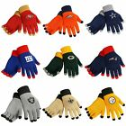 Official NFL Stretch Knit Winter Gloves With Touch screen Tips for Texting