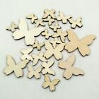 50/100Pcs Wood MINI Love Heart Wedding Table Scatter Decoration Crafts DIY Chic