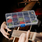 Acoustic Electric Guitar Picks Plectrum Various 6 thickness + Pick Box ON