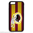 WASHINGTON REDSKINS SAMSUNG GALAXY & iPHONE CELL PHONE HARD CASE RUBBER COVER