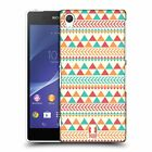 HEAD CASE DESIGNS AZTEC PATTERNS S2 HARD BACK CASE FOR SONY PHONES 2