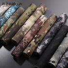 Military Camouflage Self-adhesive Tape Waterproof Hiking Hunting Tactical Fabric