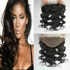 "Lace Frontal Closure Peruvian body wave Full Frontal Closure 13x6"" Ear to Ear"