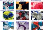 300pc Pack - Mixed Color Artificial Rose petals - Pick desired colors