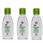 New Johnson's Baby Hair Oil 60 ml (2 Oz) Enriched With Avocado & Pro Vitamin B5