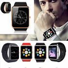 GT08 Bluetooth Smart Wrist Watch Camera GSM SIM Phone Pedometer For Android iOS