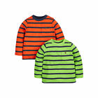 Clothing Orange and Green T-Shirts - 2 Pack