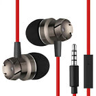 3.5mm In ear Stereo Headphone Headset Super Bass Music Earphone Earbuds New