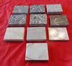 Lot of 10 Small Marble Trophy Bases