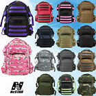 NcStar Vism Tactical Backpack Heavy Duty PALS Utility Camping Hunting Hiking NEW