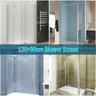 1200x900mm Shower Screen Enclosure Cubical Various Style