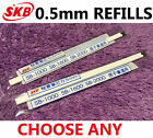 SKB Soft Ink Refills 0.5mm CHOOSE YOUR COLORS SB-1000 Cheap Value SB-2000 Gift