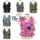 NcSTAR Cross Draw Military Hunting LE MOLLE Vest Children's Adult Sizes XS - 2XL