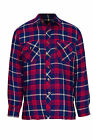 Champion Mens Totnes Shirt with Warm Padded Quilted Inner Lining - UK DEALER