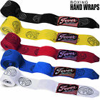 Boxing Hand Wraps Bandages Fist Protector Inner Gloves Muay Thai MMA Punch 4.5m