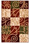 NEW AREA RUGS LARGE SMALL APROX SIZES 2'X3', 2'X7'', 4'X6', 5'X7',8'X11' MODERN