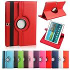 360 Rotate PU Leather Smart Folio Case For Samsung Galaxy Tab S 10.5 T800 T805