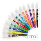 Giotto Textile Marker. Textile Pen For Fabrics, Clothes, T-Shirt. Permanent Ink