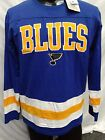 ST. LOUIS BLUES MEN'S JERSEY NWT