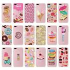 Fancy Rubber Soft TPU Silicone Phone Case Cover For Apple iPhone 6 6S 7 Plus NEW