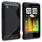 New Premium Soft TPU Gel Case for HTC Raider 4G / Holiday