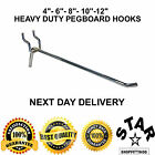 HEAVY DUTY PEGBOARD PEG|BOARD|WALL PANEL SPACED 1"