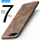 Luxury Classy PU Leather Ultra-thin Shockproof Case Cover for iPhone 7/6/6s Plus