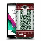 HEAD CASE DESIGNS KNITTED CHRISTMAS SOFT GEL CASE FOR LG G4