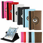 Rotating 360 Pu Leather Stand Case Cover For Apple Ipad Mini 2 Retina Display