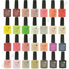CND Shellac UV Gel Nail Polish Choose from Any New Colours Base Coat or Top Coat