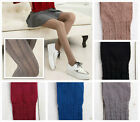 New Fashion Vertical Stripes Cotton Bland Thicken Stockings / Pantyhose / Socks